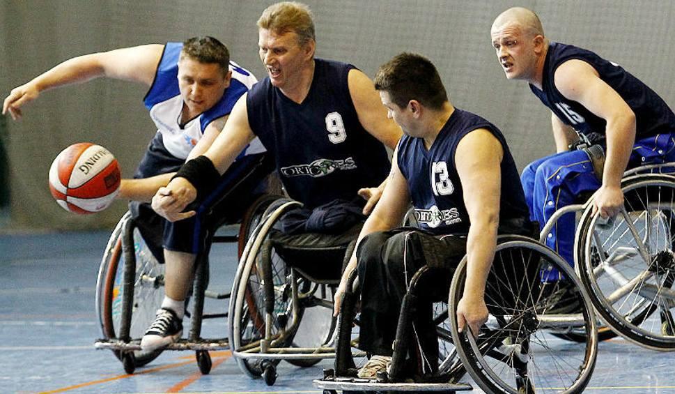 niepełnosprawni sport