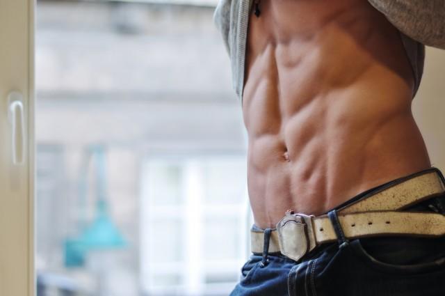 Mikrourazy mięśni po treningu na siłowni