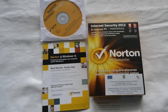 Twoje dane zakazane, czyli program antywirusowy Norton!