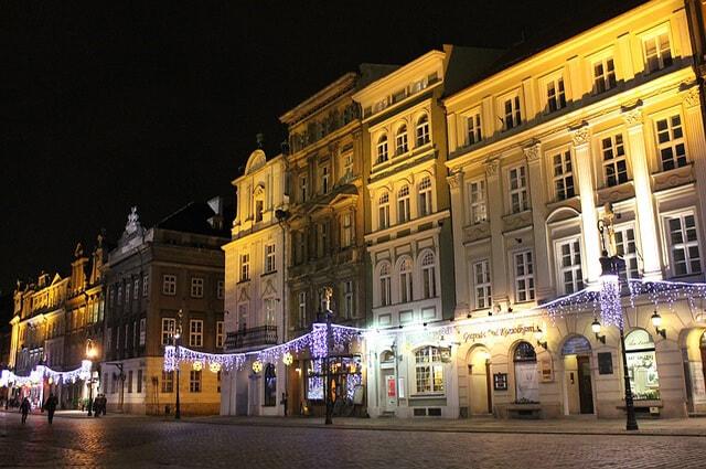 Gdzie zjeść lunch na Starym Mieście w Poznaniu?